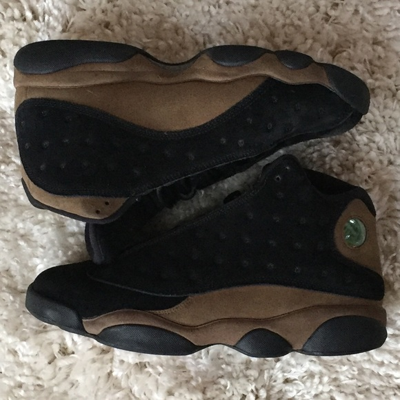 separation shoes 92279 08f84 Jordan Other - Air Jordan XIII Retro Olive 414571-006 13 9.5